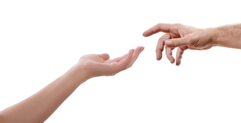 avoir les mains douces