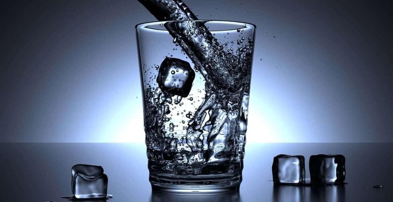 boire eau froide