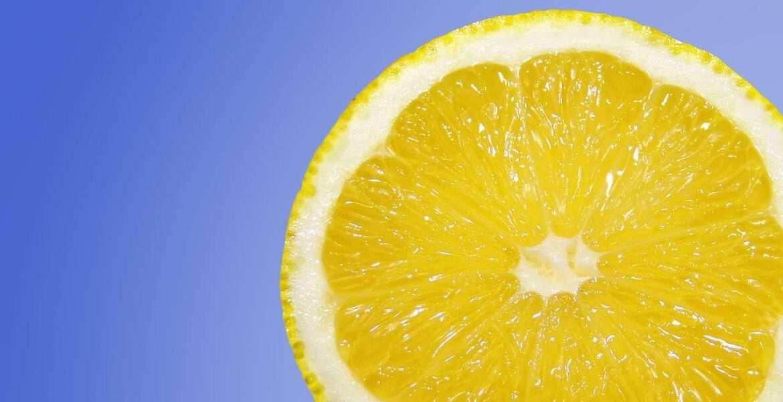 citron visage