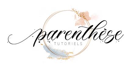 parenthese tutoriels logo