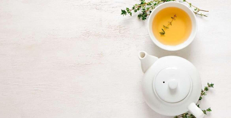 thé vert après repas