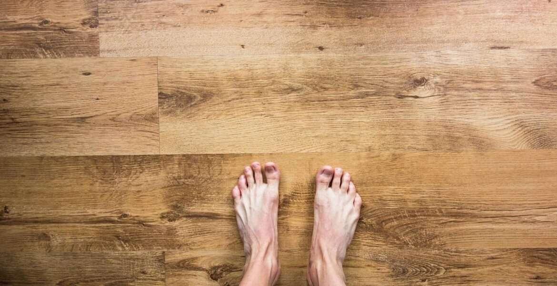 gommage et peeling pour les pieds maison et naturel