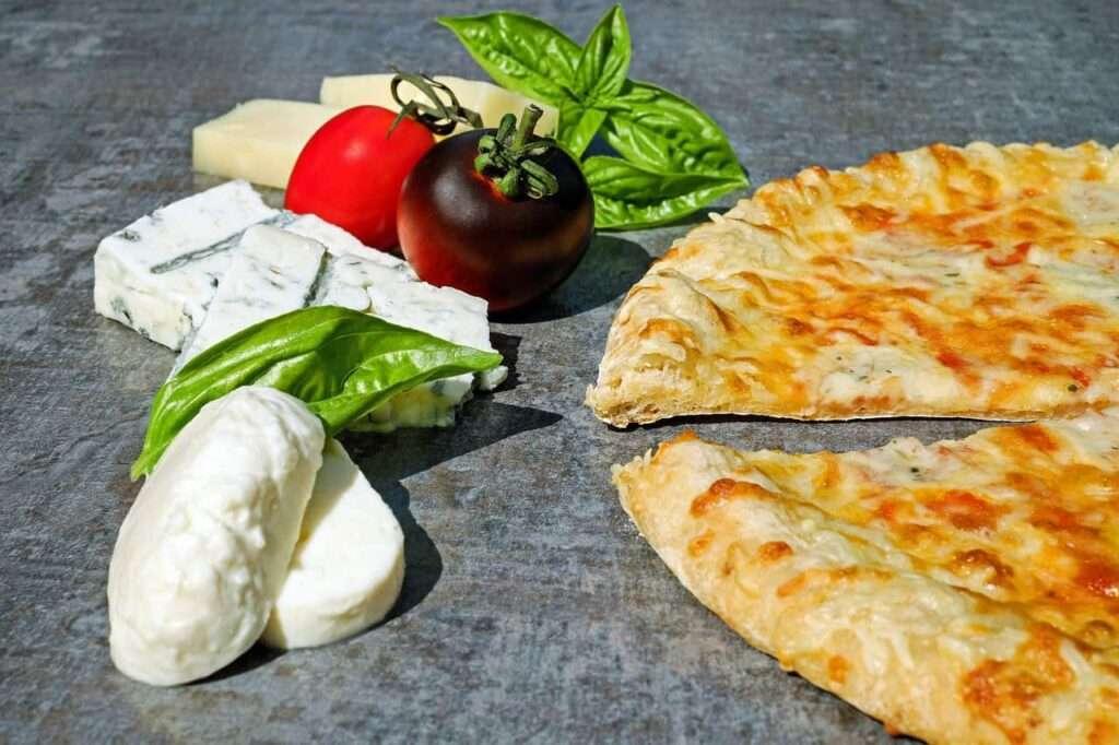 quel mozzarella choisir pour une pizza maison