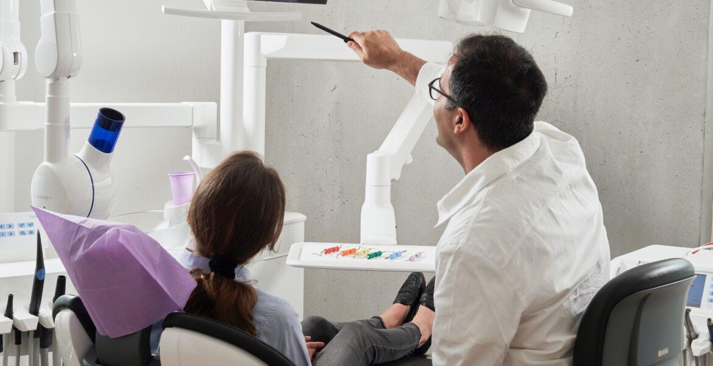 dent cassée causes traitements