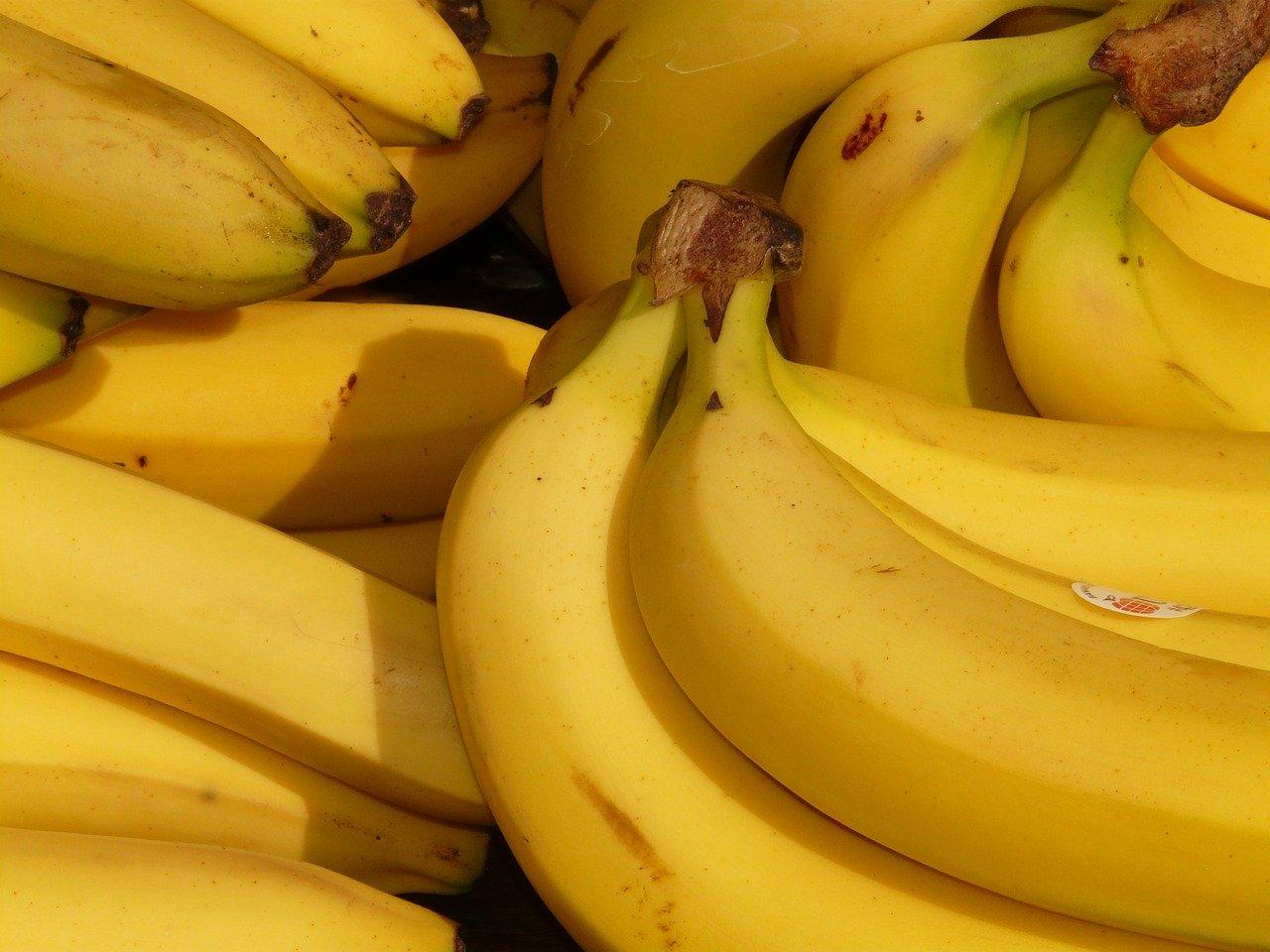 banane et protéine