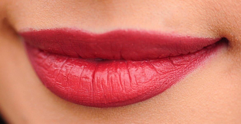 avoir de jolies lèvres